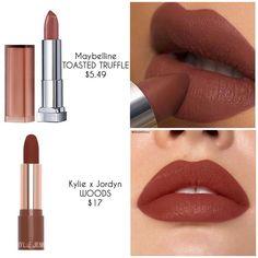 Make-up-Produkte Maybelline Liquid Lipstick Super Ideas – - Makeup Products Fenty Skin Makeup, Makeup Lipstick, Maybelline Lipstick, Liquid Lipstick, Kylie Lipstick, Mac Blush Dupes, Drugstore Lipstick Dupes, Mac Cosmetics Lipstick, Makeup App