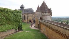 Le Château de Biron, en Dordogne - Périgord