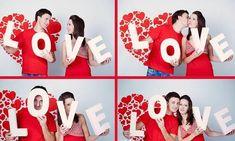 День Святого Валентина, очень яркий, позитивный праздник. Фотографии, сделанные в этот день будут вспоминаться с теплотой и любовью! Поэтому можно устоить себе и своему любимому романтическую фотосессию. Кстати ее можно устроить и в любой другой день, кроме Дня Святого Валентина, тогда это будет просто love story (любовная история). Примеры фотосессий разных фотографов, сделанных в разное время и предметы интерьера для фотосессий смотрите ниже.