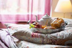 Come Scegliere le Tende per l'Estate Colazione a Letto