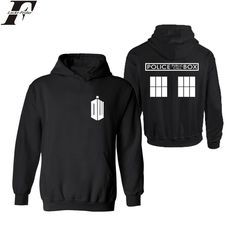 LUCKYFRIDAYF women/ men doctor who hoodie doctor who hoodies and sweatshirt  hoodies for men hoodies doctor who #Affiliate