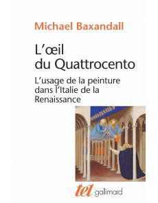 L'oeil du Quattrocento - L'usage de la peinture dans l'Italie de la Renaissance - Michael Baxandall Renaissance, Home Appliances, Entertaining, Fine Art Paintings, Italy, Paint, House Appliances, Appliances