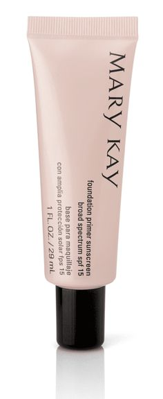 Mary Kay® Foundation Primer Sunscreen Broad Spectrum SPF – ​This lightweight gel glides on easily to fill in imperfections and dries quickly to a matte finish to create the perfect canvas for a flawless foundation application that enhances foundation b Mary Kay Ash, Base Mary Kay, At Play Mary Kay, Mary Kay Foundation Primer, Flawless Foundation Application, Makeup Foundation, Mary Kay Primer, Applying Foundation, Cc Cream