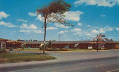 "Honeymoon Motel - Niagara Falls, New York | Flickr - Photo Sharing! ""The Motel of Tomorrow"" On Route U.S. 62 & N.Y. 18 6406 Pine Ave. - Niagara Falls, N.Y. New, all brick motel, 26 units, Air Conditioned, Central heating, radios, television, tile tubs and showers with each unit. Conveniently located near Niagara's Finest Restaurants - Open All Year. AAA Approved. A Superior Motel. Duncan Hines - Ray Walker"