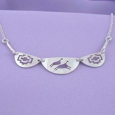 Rock Art Mapuche Necklace