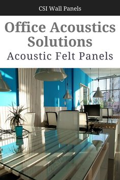 Are you looking for office decor ideas that will help you to decorate your office quickly? Add acoustic felt wall panels to your office based on these décor ideas.  #officedecor #corporateofficedecor #commercialdecor #2020trend #trending #decor #interiordecor #acoustic #acoustictiles #ceilingtiles