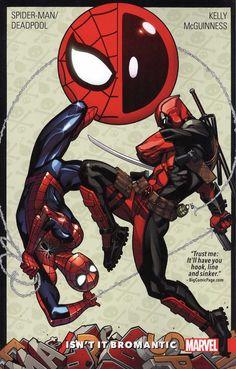Spider-Man / Deadpool - Volume 01 Isn't it Bromantic Trade Paperback | Marvel Comics | Popcultcha