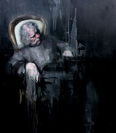 'Bill Sleeping' by Benjamin Cohen