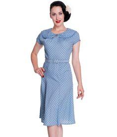 Hell Bunny - vestito da donna a forma di 40 50er anni 'lngrid' tè abito Tiger Milly http://www.amazon.it/dp/B00JJI8YJS/ref=cm_sw_r_pi_dp_s-frwb0PVCPSV