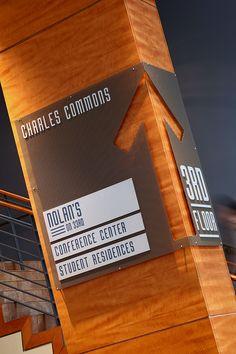 JHU Charles Commons - Ashton Design Environmental Graphic