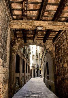 BARRIO DE LA RIBERA  Barcelona