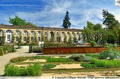 Jardin botanique de Bordeaux (Aquitaine, Gironde)