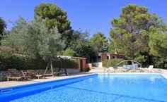 Villa di lusso Demetra (piscina) - Luxury villa Demetra (pool)