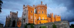 Belvoir Castle is a stately home in the English county of Leicestershire, overlooking the Vale of Belvoir. It is a Grade I listed building. Castle Stones, Wedding Venues Uk, Wedding Ideas, Wedding Ceremonies, Formal Wedding, Wedding Inspiration, Wedding Fayre, Castles In England, English Castles