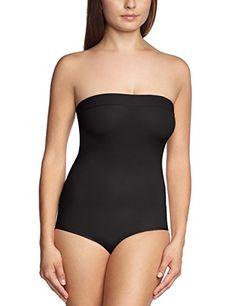 175541aebe Triumph Damen Formender Body Sec Skin Sens 3 in 1 Women s Shapewear