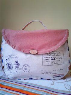 DIY handbag .