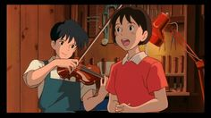 Studio Ghibli - Whisper of the Heart