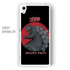 Gojira Kaiju Alpha AR for Sony Xperia Z1/Z2/Z3 phonecase