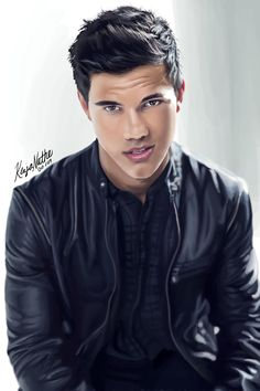 Taylor Lautner stole the heart of audience members with his portrayal of Jacob Black in the popular The Twilight Saga films. Jacob Black, Twilight Jacob, Twilight Saga, Instyle Magazine, Hommes Sexy, Hot Actors, Liam Hemsworth, Celebs, Celebrities