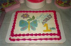 Butterfly 1st Birthday