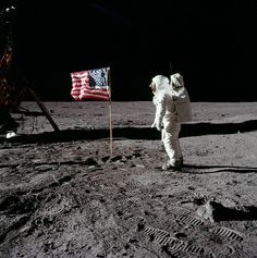 The United States's Apollo 11 was the first manned mission to land on the Moon on 20 July 1969.