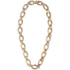 GABRIELLE'S AMAZING FANTASY CLOSET | Boucheron Paris Diamond Gold Serpent Bohême Necklace