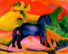 Franz Marc Little Blue Horse painting for sale, this painting is available as handmade reproduction. Shop for Franz Marc Little Blue Horse painting and frame at a discount of off. Franz Marc, Painted Horses, Abstract Canvas, Canvas Art, Canvas Prints, Canvas Size, Buy Prints, Painting Prints, Fine Art Prints