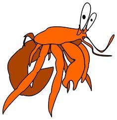 Free to Use & Public Domain Crab Clip Arthh
