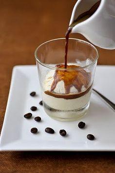 Affogato: Italian Ice Cream & coffee