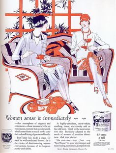 Advertisement (with thanks @ Vintage Ads)