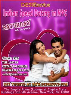 indian speed dating nyc