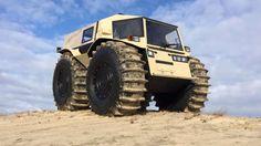 Sherp 4x4 ruların geliştirip ürettiği ATV tipi kara aracıdır. ATV nin açılımıAllTerrainVehicle yani her zemine uygun araç demektir ki bu araba bu ismi sonuna kadar hak ediyor.Günümüzde 4 tekerlekli motosikletlere bu isim verilse de gerçeği yansıtmamaktadır.