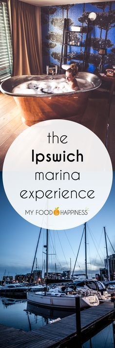 See what the beautiful Ipswich Marina has to offer and go inside the luxurious Salthouse Harbour Hotel. Take a bubble bath with a view of the Marina! Visit Wales, British Invasion, Fresh Seafood, Romantic Getaway, Where To Go, Baths, Night Life, Travel Guide, United Kingdom