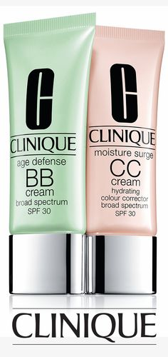 One simple step for glowing skin. Moisturizes, perfects, and protects with SPF. Cc Cream, Clinique, Moisturiser, Color Correction, Beauty Routines, Glowing Skin, Face And Body, Hair Makeup, Perfume