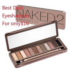 Love Urban Decay ,this is the site for discount Urban Decay ,Don't Miss deal for $16 Naked 2