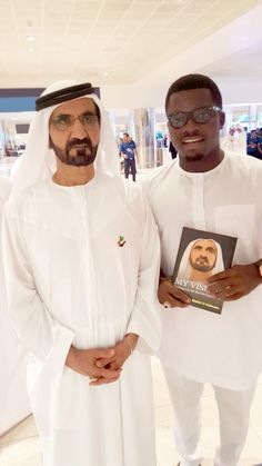 My Meeting with the Prime Minister and Emir of Dubai – Sijibomi 'SujiMoto' Ogundele Shares Experience