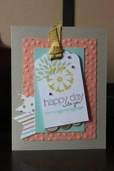 Happy petal parade by kookies - Cards and Paper Crafts at Splitcoaststampers