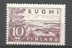 F I N L A N D - AFA nr 162 ,xx, (4106) oppføring i Finland,Europa,Frimerker kategorien på eBid Norge