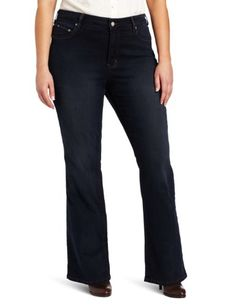 19004d3551 Not Your Daughter s Jeans Women s Plus-Size Barbara Boot Leg Jean