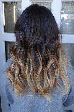 frisuren-für-braune-haare-blonde-akzente