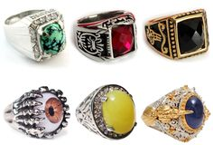 Cincin Batu Akik Untuk Anak Muda