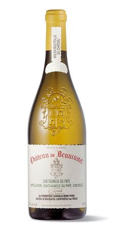 2007 Chateau de Beaucastel Chateuneuf-du-Pape Blanc, Rhone Valley, France    My love of deeply complex white wines has been growing for some time. I'm not sure exactly when I learned that there was more to white wine than Sauvignon Blanc and Chardonnay, but ever since then, I have been seeking out white wines, and especially white blends, that lean towards the profound.    I'd be hard pressed to pick a clear favorite