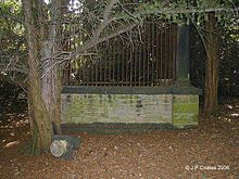 Robin Hood's Grave is a name given to a number of monuments in England said to mark the last resting place of the legendary outlaw Robin Hood. Examples include:  Cairn on Crosby Ravensworth Fell, 54.4893°N 2.5926°W Monument in Kirklees Park Estate, West Yorkshire, England, 53.6897°N 1.736°W. Robin Hood was traditionally supposed to have been bled to death by the prioress of Kirklees (or Kirkley or kirklea or kirkleys) Priory . The identity of the prioress is the subject of much debate as ...