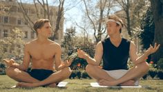RECAP: Made in Chelsea (Series Episode Francis and Proudlock do yogo! Chelsea Team, Made In Chelsea, Yoga Session, Reality Tv, Stress Relief, Awkward, Namaste, Dj, Tv Shows