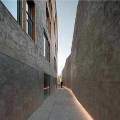 Pereda Pérez, Housing, Pamplona, 2012