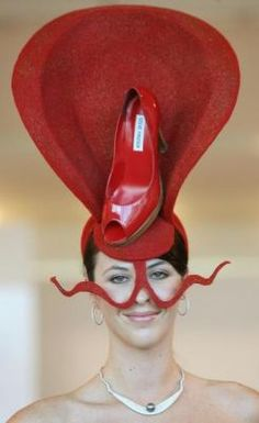 crazy hats on www.agirlinwonderhats.com