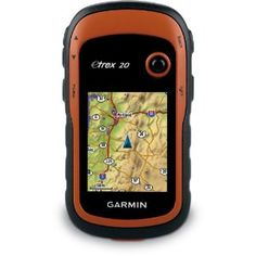 #2: Garmin eTrex 20 Worldwide Handheld GPS Navigator