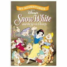 Personalised Snow White Adventure Book