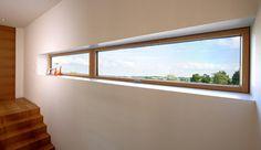 Purismus pur(o): Fenster ohne sichtbaren Blendrahmen