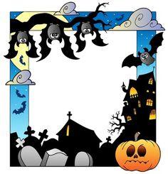 halloween-frame